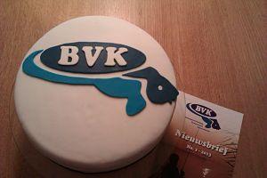 BVK Taart en de eerste nieuwsbrief