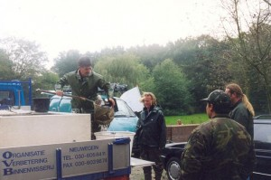 De OVB levert in 1999 aan SKP-AHV