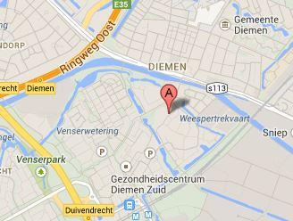 Plan u route naar het Wapen van Diemen met Google Maps