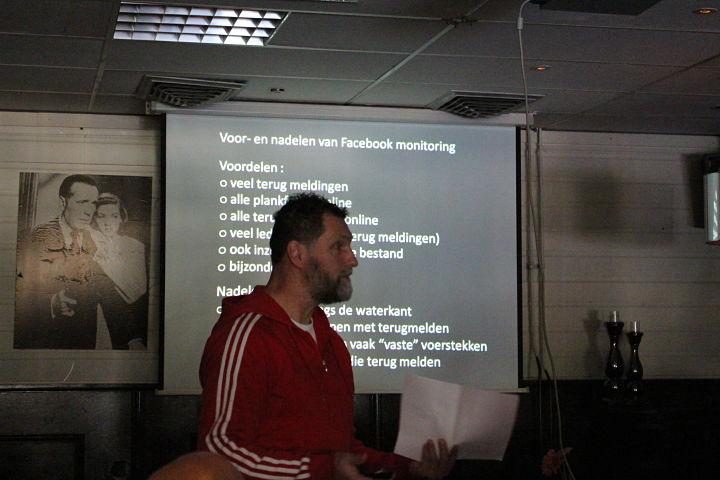 Marcel Aarden over Facebookmonitoring