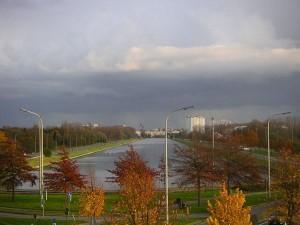 De Watersportbaan te Gent, inmiddels een begrip in de hengelsport.