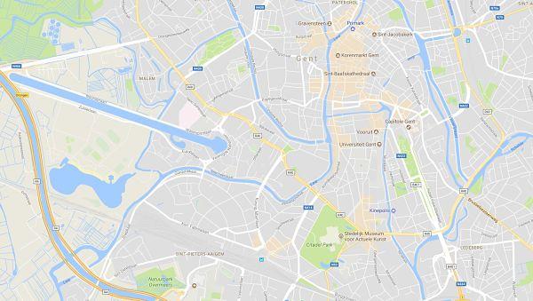 Gent; een speeltuin voor karpers met een uitgesproken migratiedrang