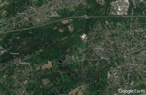 Viskwekerij is gelegen nabij Zonhoven in het grootste vijvergebied van België, 'De Wijers' in Midden-Limburg